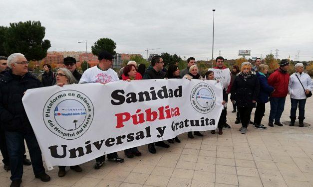 San Sebastián de los Reyes acoge la 74ª Marea Blanca, una de las más concurridas de los últimos meses