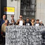 Las asociaciones vecinales tampoco quieren el cadáver del dictador en La Almudena