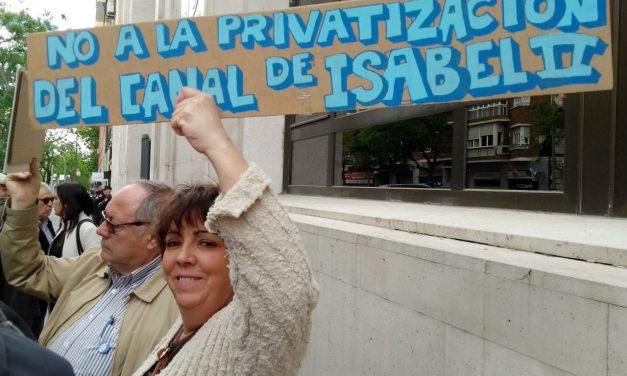 La Plataforma Contra la Privatización del Canal rechaza la proposición de Ley de Ciudadanos porque mantiene su modelo mercantil