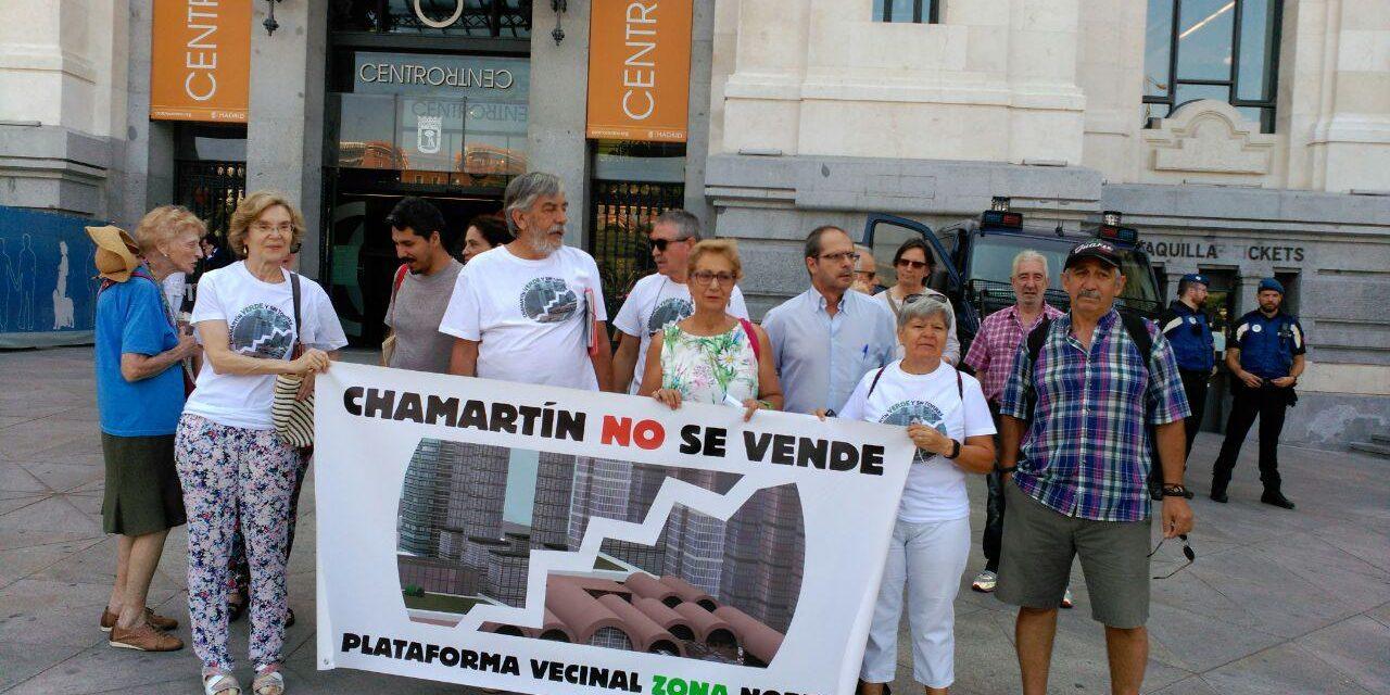 La Operación Chamartín vuelve a los tribunales