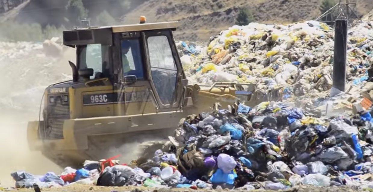 No aceptamos más basura en Valdemingómez