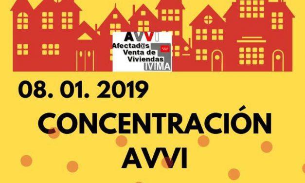 Las familias afectadas por la venta de viviendas del IVIMA se manifiestan para evitar el archivo de su causa penal