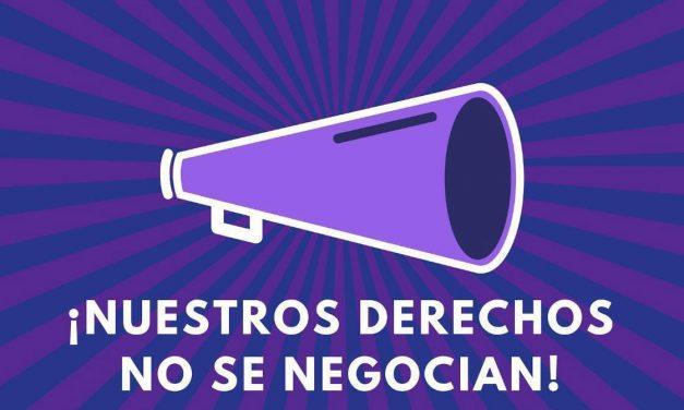 """""""¡Ni un paso atrás en igualdad!"""": el 15-E, todos y todas a la calle junto a las mujeres feministas de Andalucía"""