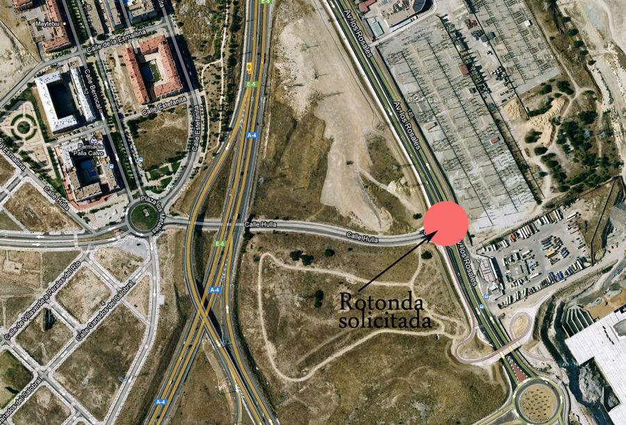 La asociación vecinal de Butarque acusa a José Manuel Calvo de ignorar sus reivindicaciones