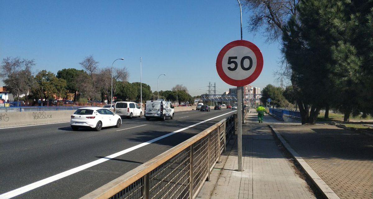 Campamento Sí pide prudencia a la hora de valorar el impacto de las medidas para convertir el Paseo de Extremadura en vía urbana