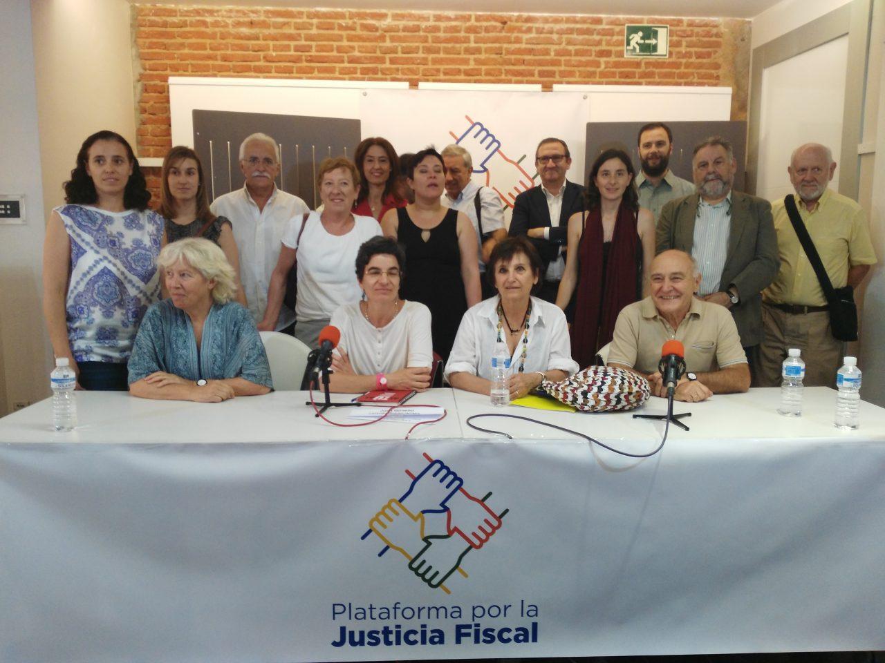 20-F: Ante las próximas citas electorales, Justicia Fiscal es Justicia Social