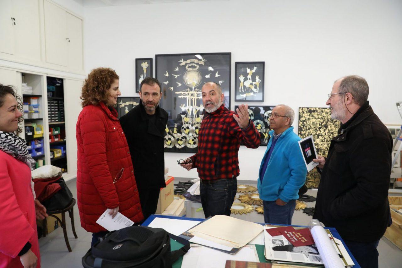 El polígono ISO de Carabanchel muta en un nuevo polo cultural