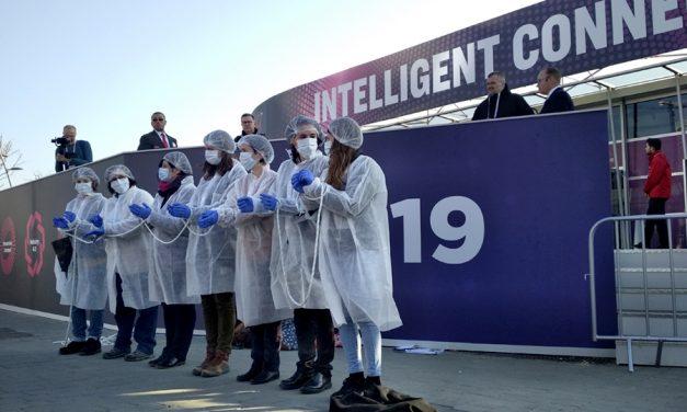 El Mobile World Congress insiste en ignorar el principio de precaución
