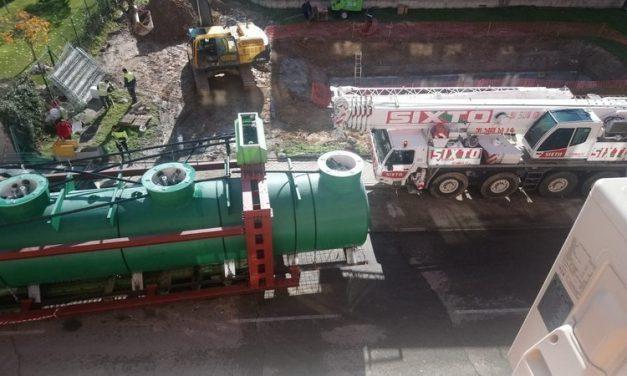 El vecindario consigue paralizar la instalación de una gasolinera en el madrileño barrio de Las Rosas