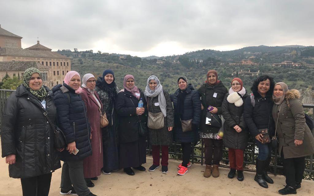El programa Lengua y Cultura de Alto de San Isidro, seleccionado como buena práctica europea para la integración de las vecinas migrantes