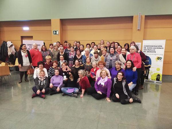 """La Red Estatal de Mujeres Vecinales ante el 8-M: """"hay que dar un respuesta contundente a las posiciones reaccionarias en relación a los derechos de las mujeres"""""""