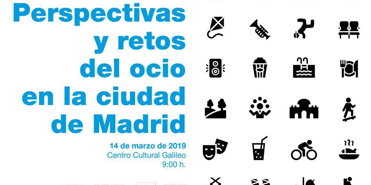 El 14 de marzo se celebra el primer encuentro sobre el ocio nocturno de Madrid