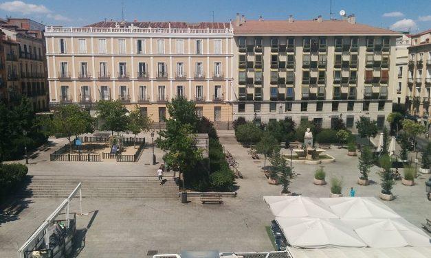 """El Ayuntamiento de Madrid """"no ha parado aún el proyecto de la Plaza de Zerolo"""""""