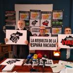 """La """"revuelta de la España vaciada"""" llega a Madrid"""
