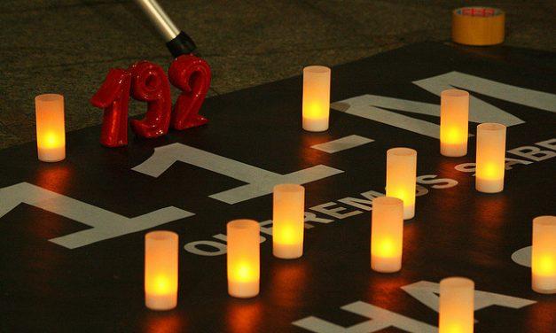XV aniversario de los atentados del 11-M: que la memoria de las víctimas no caiga jamás en el olvido