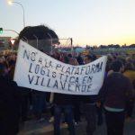 Nueva protesta para pedir soluciones de movilidad a la plataforma logística de Villaverde