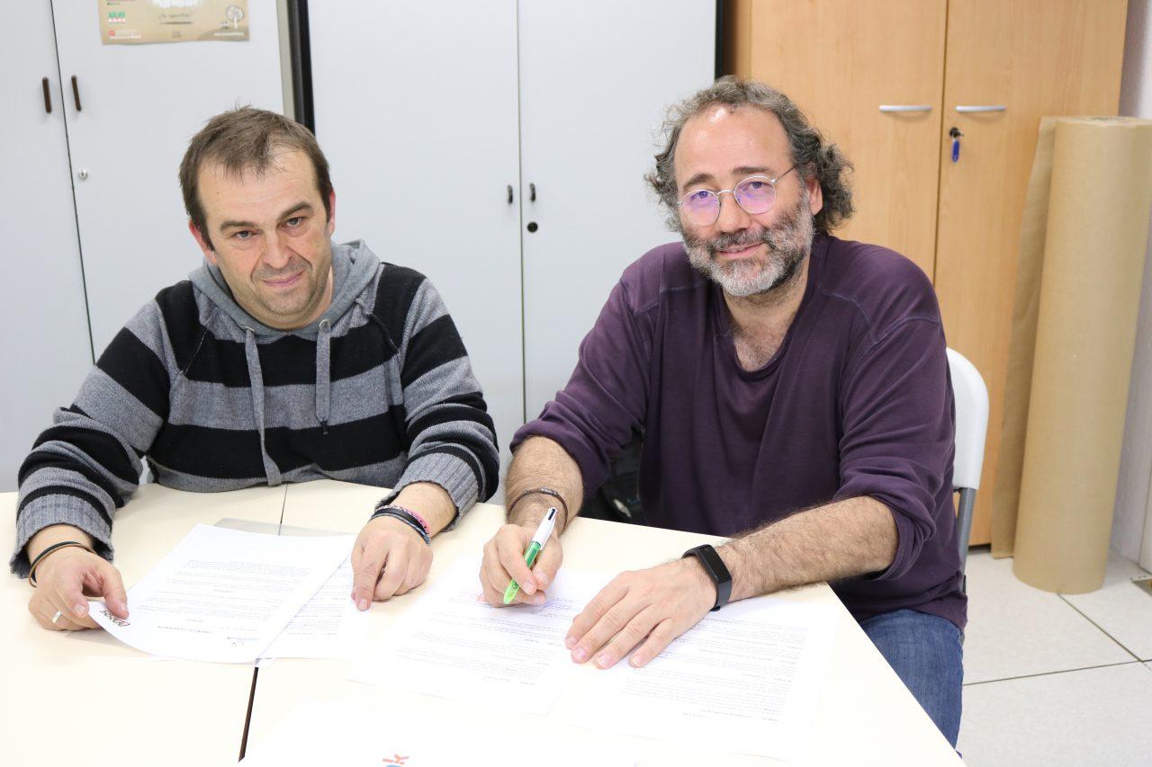 La FRAVM y la Asociación La Kalle se unen para fomentar la reutilización de los equipos informáticos