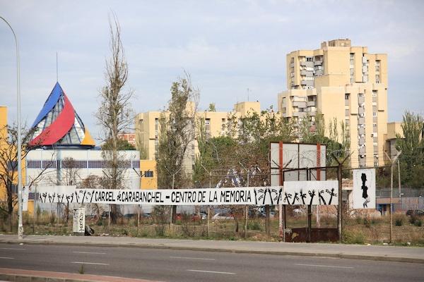 """Por la apertura de un """"Centro de la Memoria"""" en los terrenos de la antigua Cárcel de Carabanchel"""