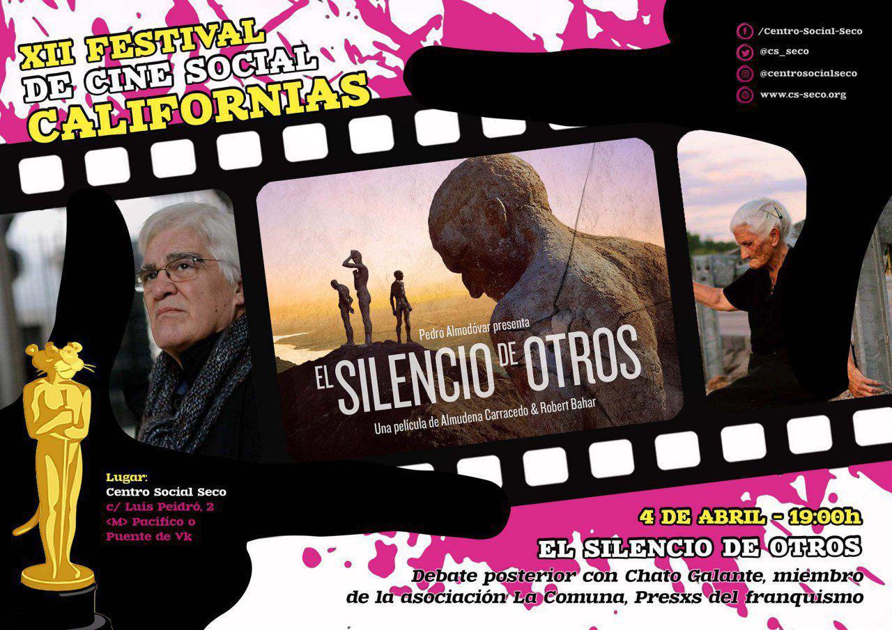 Doce años de cine social en Retiro Sur