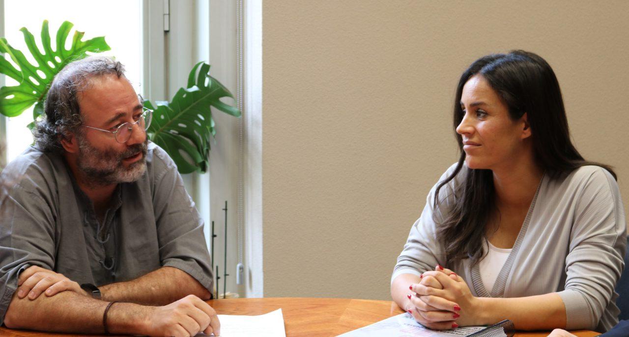 Elecciones locales 2019: Begoña Villacís recibe nuestras propuestas
