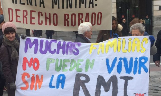 Renta Mínima de Inserción: el Gobierno de Ayuso da la espalda a la emergencia social