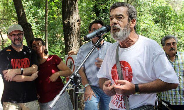 La Finca Torre Arias tendrá una placa en honor a Andrés Cabrera, figura indispensable del movimiento vecinal