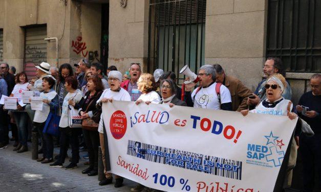 """80ª Marea Blanca por la sanidad pública: """"¡tu voto decide!"""""""