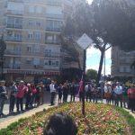 Dos espacios públicos de Madrid recuerdan a los dirigentes vecinales Manolo Dorado y Andrés Cabrera