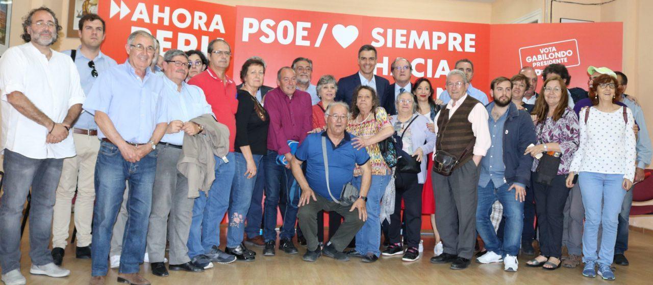 La FRAVM y las AAVV de Vallecas demandan a Pedro Sánchez un compromiso del Gobierno con el desarrollo del Sur y el Este