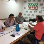 La FRAVM se reúne con el equipo de Gabilondo para trasladarle sus propuestas preelectorales
