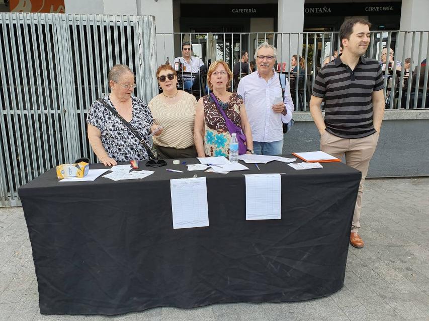 Las AAVV piden que la ampliación de la L-11 de Metro incluya una parada en el Parque de Comillas