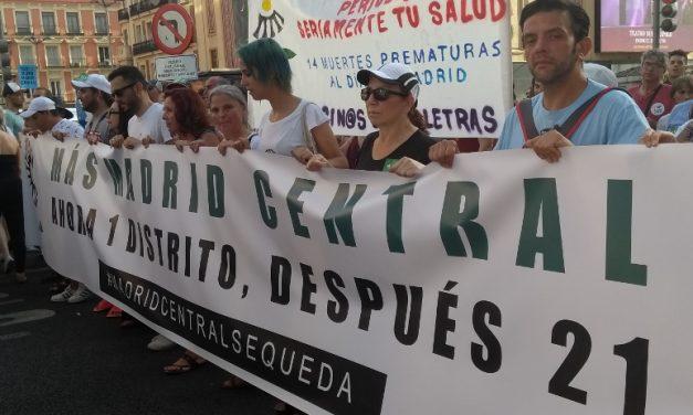 El Ayuntamiento convocará la Mesa de Seguimiento tras la petición de la Plataforma en Defensa de Madrid Central