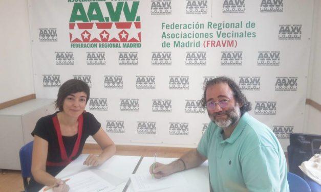 La FRAVM y REAS se alían para fomentar la economía social y solidaria en los barrios