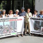"""Aprobada provisionalmente la operación Madrid Nuevo Norte, """"un pelotazo en toda regla"""""""