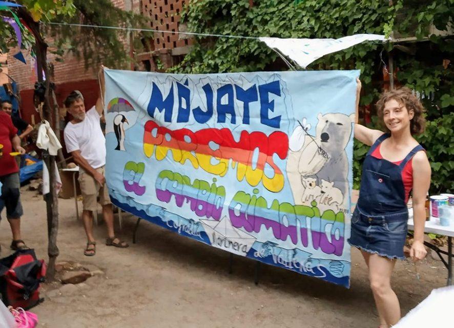 Batalla Naval de Vallecas: ¡mójate contra el cambio climático!