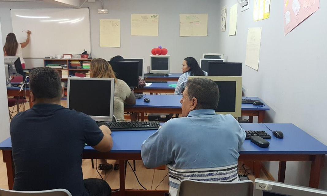 Nuevos cursos para personas desempleadas de los Planes Integrales de Barrio 2019