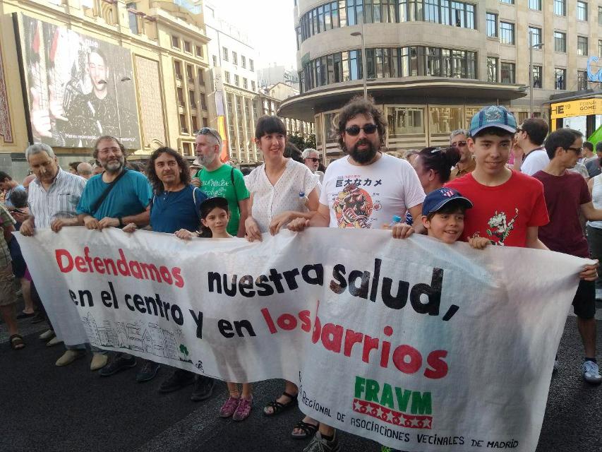 La Plataforma en Defensa de Madrid Central exige responsabilidad a Almeida y Villacís para mantener la Zona de Bajas Emisiones