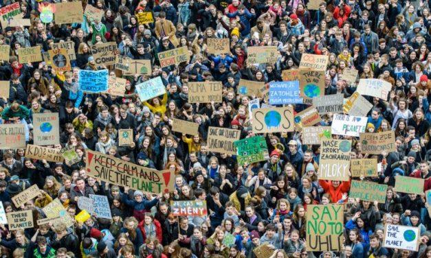 Más de cien organizaciones se ponen en marcha hacia la Huelga Mundial por el Clima de septiembre