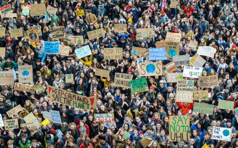 Resultado de imagen de huelga mundial por el clima 27 s canarias