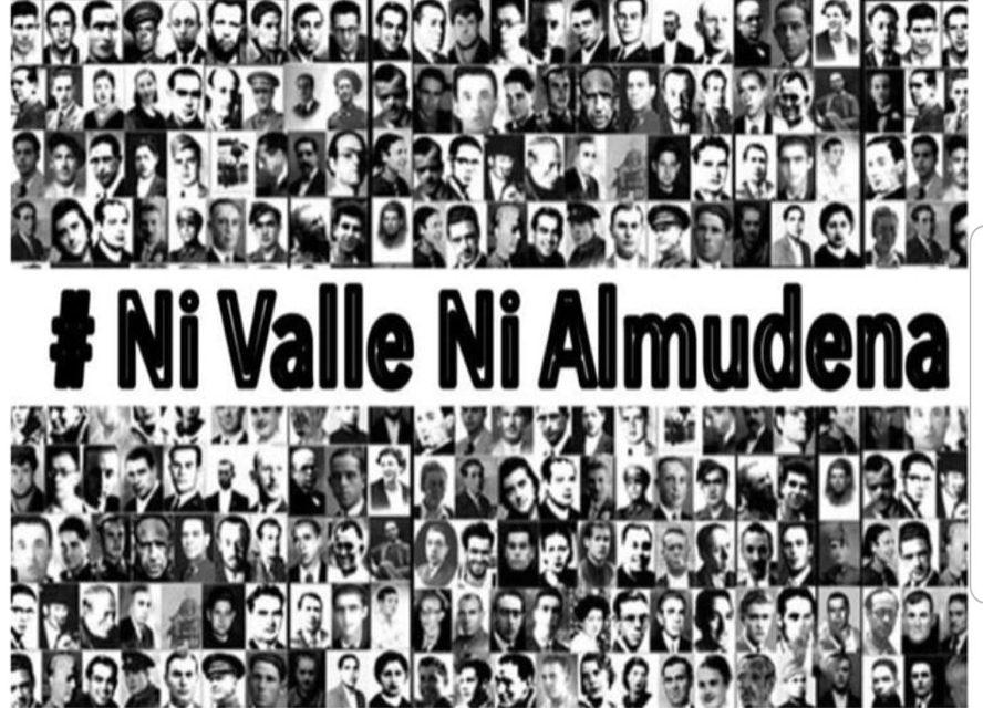 Entidades sociales pedirán la exhumación de los restos de Franco en el aniversario del golpe militar