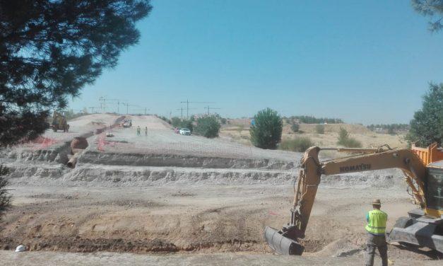 Arrancan las obras de la mayor superficie comercial de Madrid, para sorpresa y temor de la vecindad de Coslada