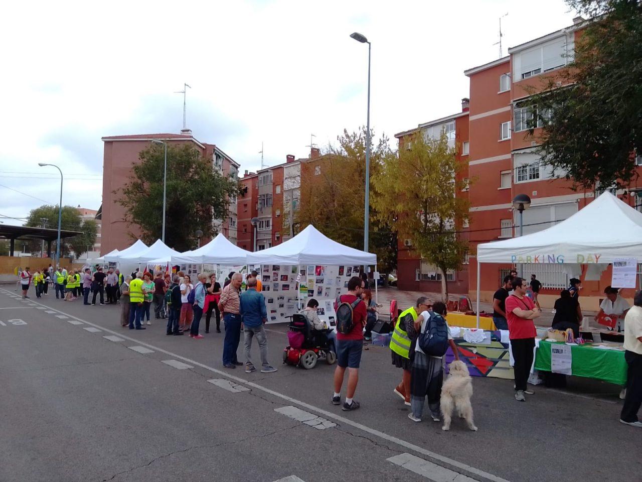 Parking Day Leganés