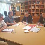 La FRAVM se reúne con el nuevo consejero de Justicia de la Comunidad de Madrid, Enrique López