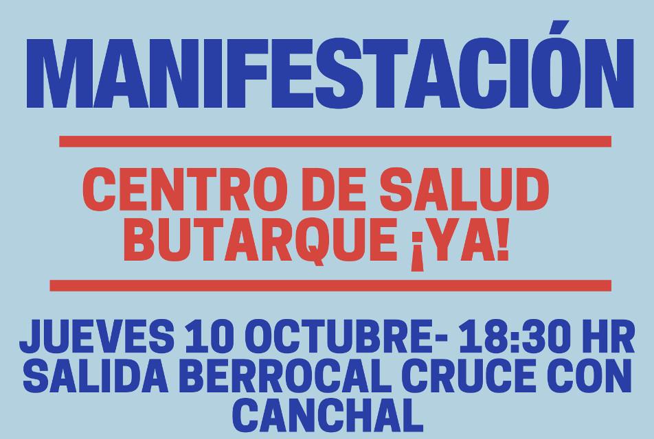 """Centro de Salud de Butarque (Villaverde): """"doce años de engaños y mentiras"""""""