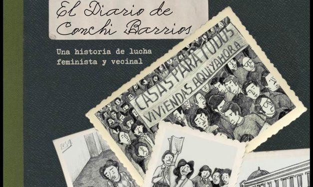 El Diario de Conchi Barrios, en versión digital
