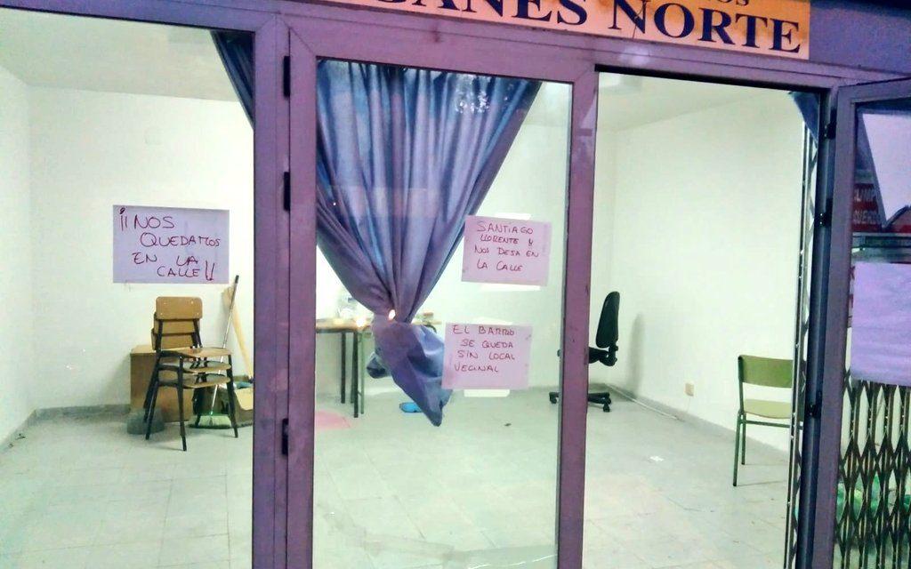 La Asociación Vecinal Leganés Norte, en la calle por la falta de compromiso del Ayuntamiento