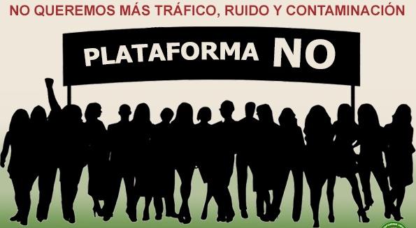 La protesta contra el Parque Logístico PALM-40 vuelve a la calle