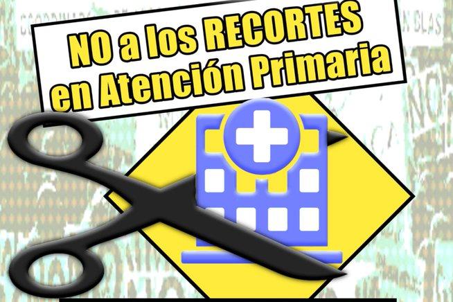 Carabanchel, Usera y Villaverde se mueven en defensa de la Atención Primaria y del Hospital 12 de Octubre
