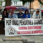 16-O: nos movemos en defensa de las pensiones públicas