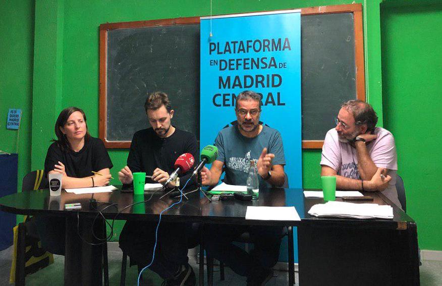 El nuevo plan contra lacontaminación no conseguirá que Madrid cumpla la ley